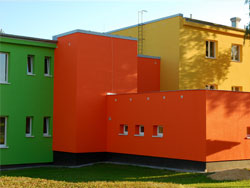 Zateplení budov